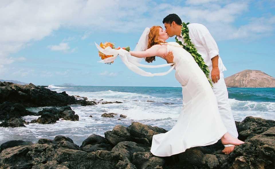 свадьбу за границей